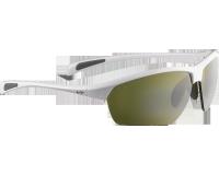 Maui Jim lunette de soleil Stone Crushers Blanc Nacré Maui HT Polarisée