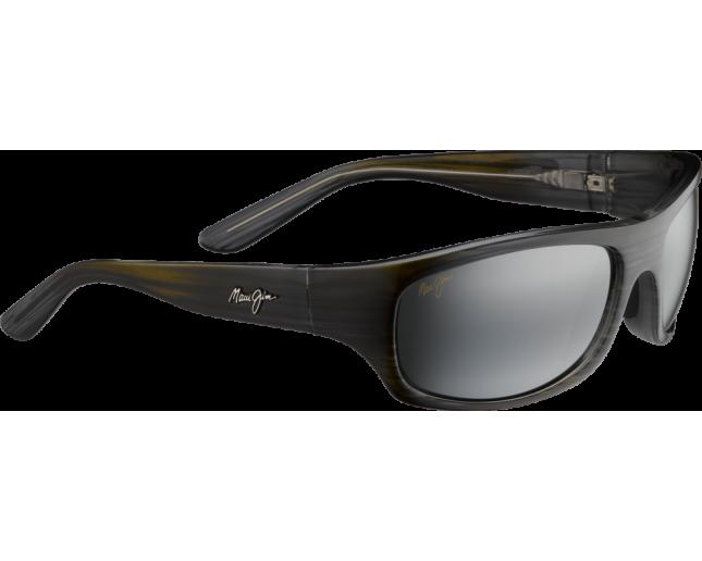 7e5dc17aae3b Maui Jim Surf Rider Anthracite Strié Gris Neutre - 261-11D ICE - Sunglasses  - IceOptic