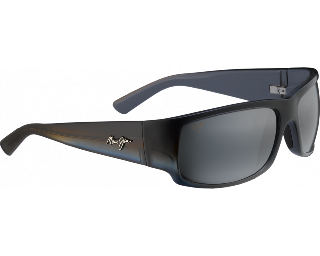 19fa42cbf8be7 Maui Jim World Cup Marlin Gris Neutre - 266-03F - Lunettes de soleil ...