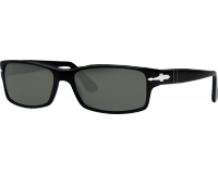 Persol 2747S Black Crystal Green Polarized
