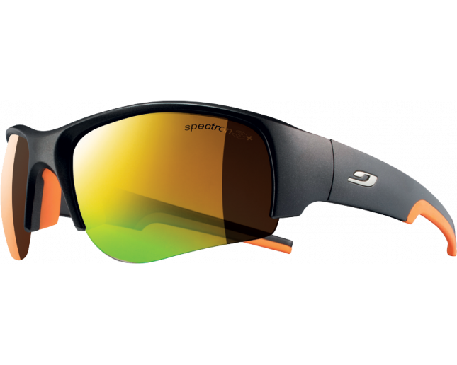 Julbo Dust Anthracite Mat Orange Spectron 3 verres interchangeables ... 3de32bad5de4