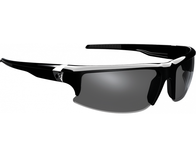 Spy Rivet Black Grey Polarized