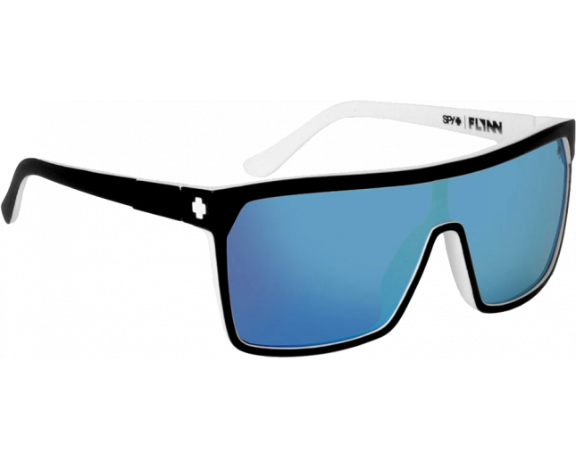 8be4daec37 Spy Flynn Whitewall Grey With Light Blue Spectra - 673016809131 - Sunglasses  - IceOptic