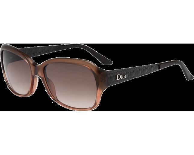 Dior Coquette 2 Dkltbrwn (Brown SF) - 253486 5J5 J6 ICE - Lunettes ... b87a1764ed37
