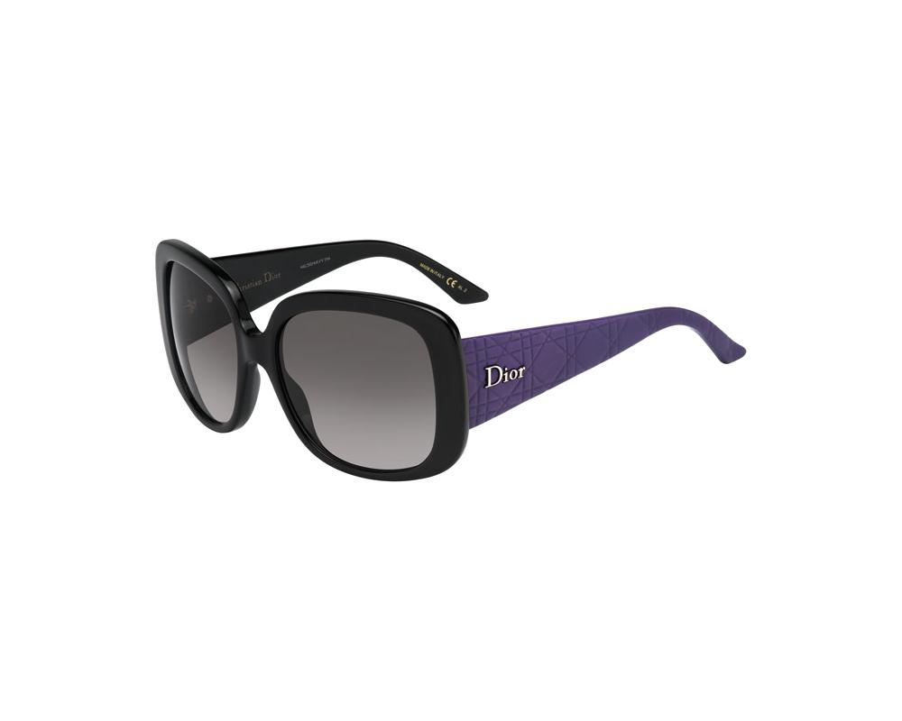 dior lady lady 1 bkpurpblk grey sf 226509 ka6 eu lunettes de soleil iceoptic. Black Bedroom Furniture Sets. Home Design Ideas