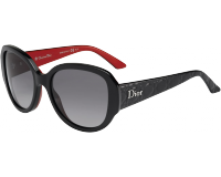 Dior Lady In Dior 1 Black Red (Grey SF PZ)