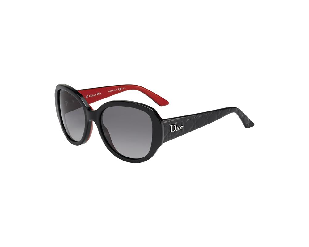 dior lady in dior 1 black red grey sf pz 251857 el4 wj lunettes de soleil iceoptic. Black Bedroom Furniture Sets. Home Design Ideas