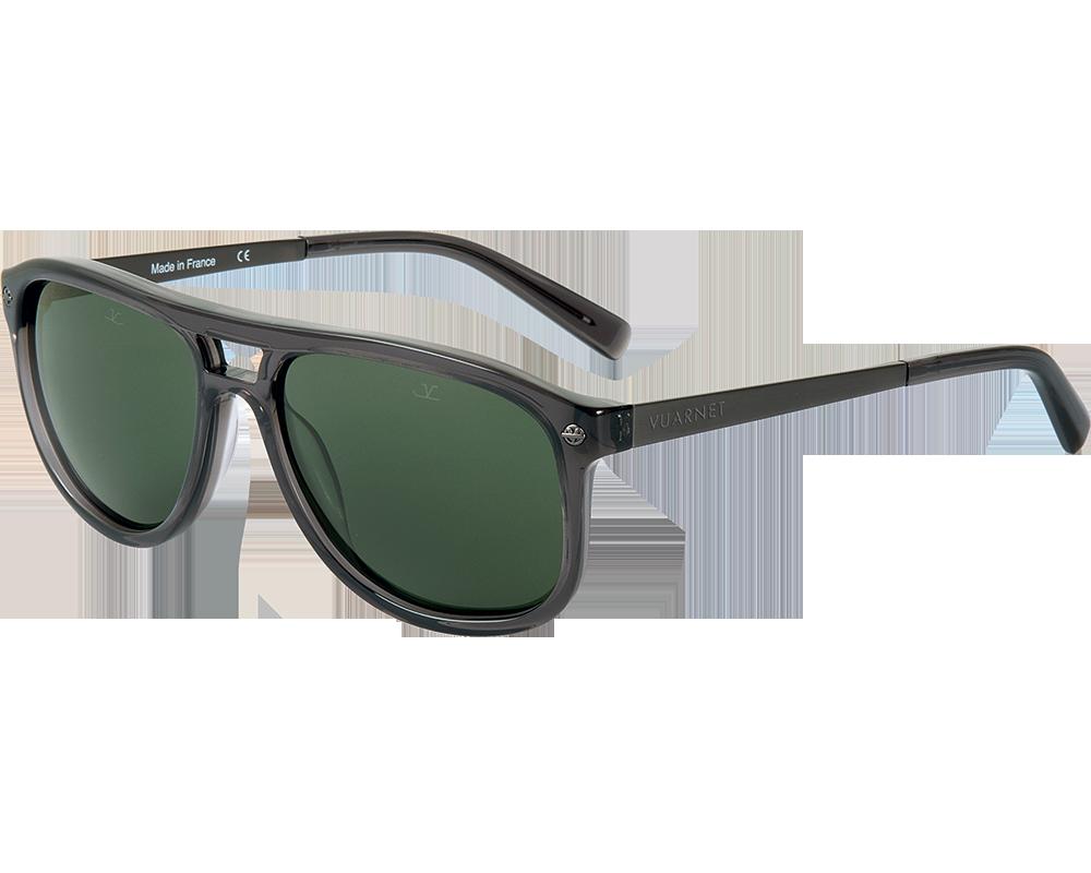 vuarnet vl1403 gris transparent ruth nium mat vl140300031121 ice lunettes de soleil iceoptic. Black Bedroom Furniture Sets. Home Design Ideas