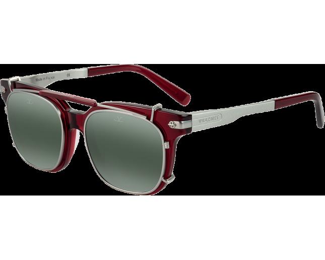 vuarnet vl1407 bordeaux transparent greylynx vl140700031136 lunettes de vue iceoptic. Black Bedroom Furniture Sets. Home Design Ideas