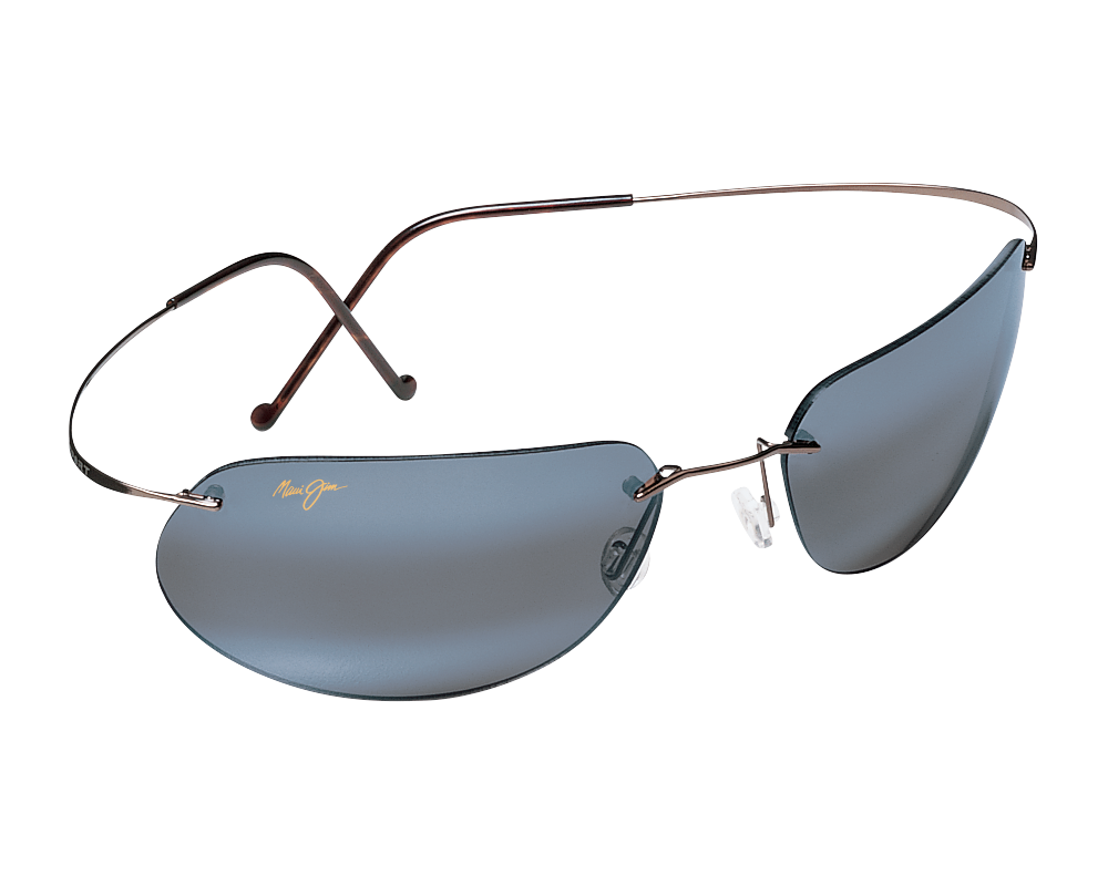 6e0c345993f6 Maui Jim Ka'anapali Gunmetal Gris Neutre - 501-02 ICE - Sunglasses -  IceOptic