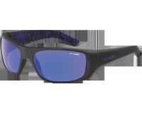 Arnette Hot Shot Fuzzy Black Violet Multilayer
