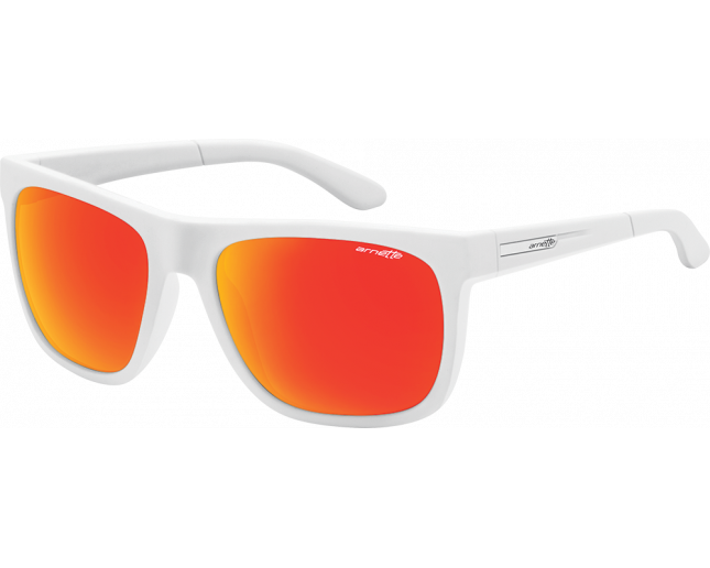 f7a3662c13 Arnette Fire Drill Fuzzy White Red Multilayer