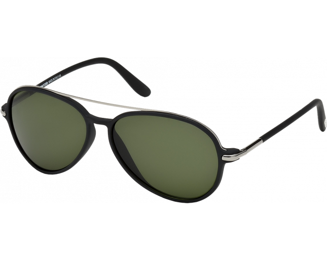 Tom Ford Ramone Dark Green Black