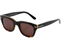 Tom Ford Snowdon Black Roviex