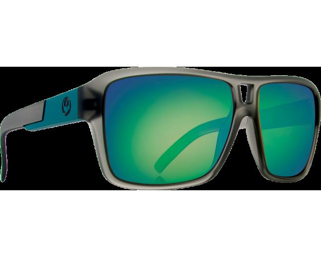 3f0f2c5d0224 Dragon The Jam Matte Grey Green Ion - DR7201874 - Sunglasses - IceOptic