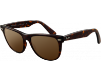 Ray-Ban Original Wayfarer Tortoise Crystal Brown Polarized