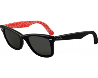 Ray-Ban Original Wayfarer Black/Red G-15