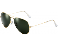 Ray-Ban Aviator Classic Gold Grey Green