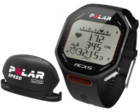 Polar RCX5 RUN Noir