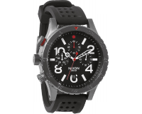 Nixon The 48-20 Chrono P Gunmetal/Black/Red