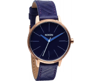 Nixon The Kensington Leather Cobalt/Mod