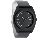 Nixon The Time Teller P Black/White Fade