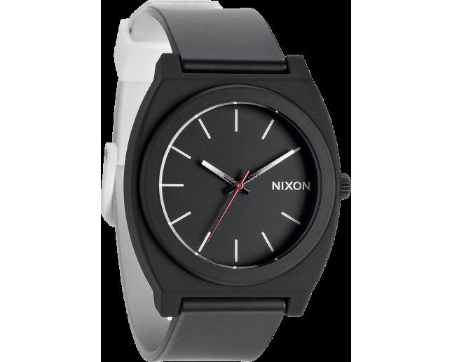 Nixon The Time Teller P Black/White Fade