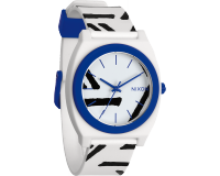 Nixon The Time Teller P White/Cobalt