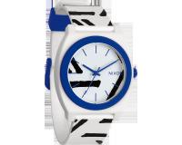 Nixon The Time Teller P White/Cobalt