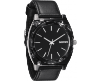 Nixon The Time Teller Acetate Leather Grey/Granite