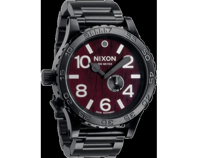 Nixon The 51-30 Tide Dark Wood/Black