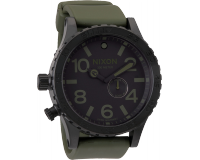 Nixon The 51-30 PU Matte Black/Surplus