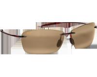 Maui Jim lunette de soleil Lighthouse Brun Foncé Bronze HCL Polarisée