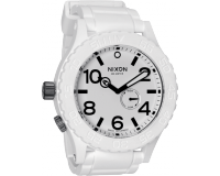 Nixon The Rubber 51-30 White