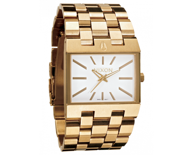 Nixon The Ticket All Gold/White