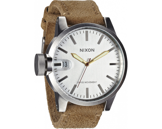 Nixon The Chronicle Desert Suede