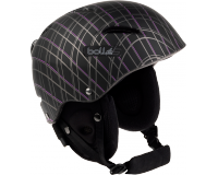 Bollé Casque de Ski B-Style Soft Black Plaid