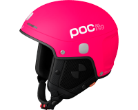 POC Casque de Ski POCito Skull Adjustable Light Fluorescent Pink
