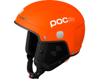 POC Casque de Ski POCito Skull Light Fluorescent Orange
