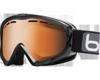 Bollé Masque de Ski Porteur de Lunette Y6 OTG Shiny Black Modulator Citrus Gun