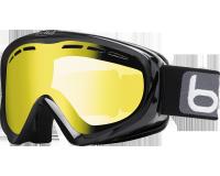 Bollé Masque de Ski Porteur de Lunette Y6 OTG Shiny Black Lemon Cat.1