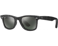 Ray-Ban Original Wayfarer Denim Jeans Black Green