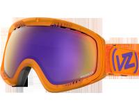 VonZipper Feenom Tangerine/Meteor Chrome