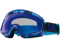 VonZipper Feenom Bleu translucent/Astro Chrome
