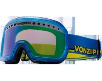 VonZipper Fubar Bleu Transucent/Astro Chrome
