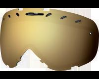 Smith Ecran Phenom/Phase Gold Solx Mirror