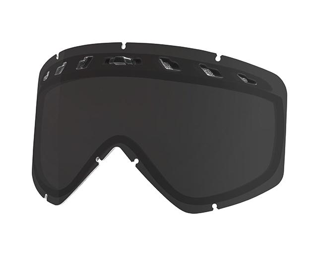 aeff1fd3452f2 Smith Ecran Stance - Sentry Blackout - 400563 LEN B7 - Ski Goggles -  IceOptic