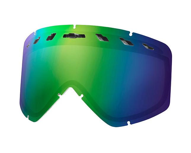 8f472b7bf2bb8 Smith Ecran Stance - Sentry Green Mirror Solx - 400563 LEN C5 - Ski Goggles  - IceOptic