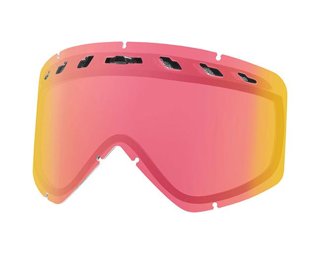 790c793f09111 Smith Ecran Stance - Sentry Red Sensor Mirror - 400563 LEN BY - Ski Goggles  - IceOptic