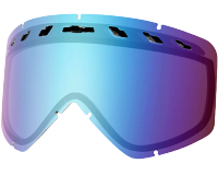 Smith Ecran Stance - Sentry Blue Sensor Mirror